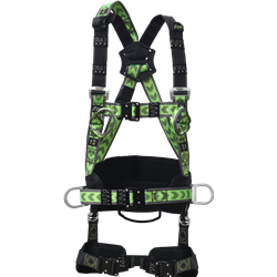 Arnés con cinturón rotatorio (L-XXL)