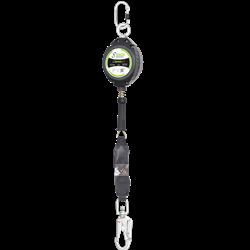 Olympe-S câble, Antichute à rappel automatique - lg 7 m - utilisation horizontale et verticale