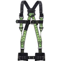 SPEED'AIR - Harness with automatic buckles (S-L)