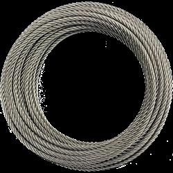 Cable INOX para sistemas KS2001 & KS7000
