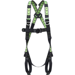 Full body harness 3 attachment points (L-XXL)