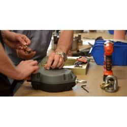 Révision mécanique des Antichutes à Rappel Automatique