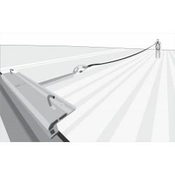 Ancrage de bord de toit