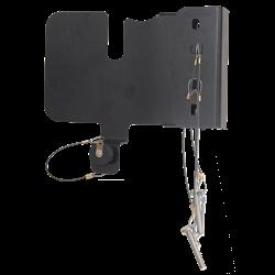 Platine d'adaptation MultiSafeWay pour antichute à rappel automatique avec treuil intégré FA 20 401 20