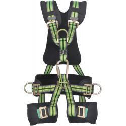Suspension body harness comfort
