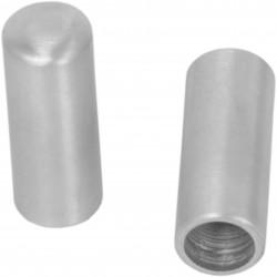 Manchon aluminium de protection d'extrémité de câble