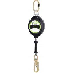 Olympe câble, Antichute à rappel automatique - lg 7 m - utilisation verticale
