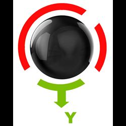 Punto de anclaje móvil sobre ruedecillas para viga metálica - versión dielectrica