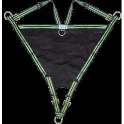 Triángulo de evacuación