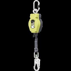 HELIXON sangle, antichute à rappel automatique 3,5 m, pour utilisation verticale seulement
