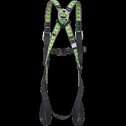 Full body harness 3 attachment points (L-XXL)