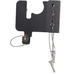 MultiSafeWay adaptation kit for retractable fall arrester with integrated rescue winch FA 20 401 10