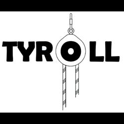 TYROLL, poulie bloqueur