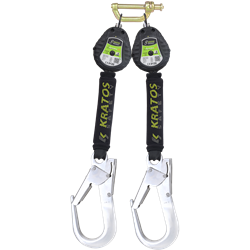 Verbindungselement für eine einfache Befestigung von OLYMPE-S2 Höhensicherungsgeräten