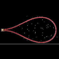 Bucle portaherramientas en cable con tope para crear un punto de fijación en las herramientas con un orificio de 7 mm de diámetr