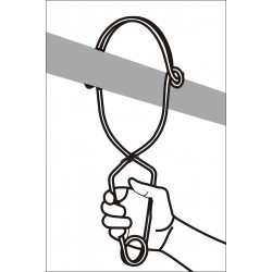 Fix Auto Anchorage >> Anchorage Hook with a 110 mm gate opening