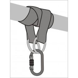 Anchorage webbing sling 1,5 mtr