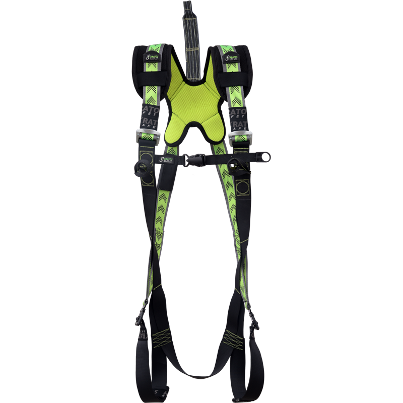 Body harness 2 attachment points comfort