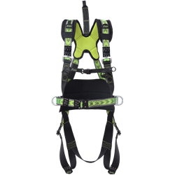 Body harness 2 attachment points with belt