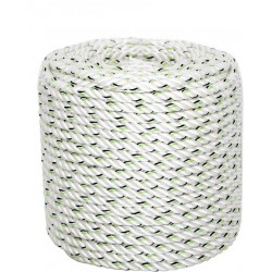 Twisted Rope with 14 mm diameter and 200 m length