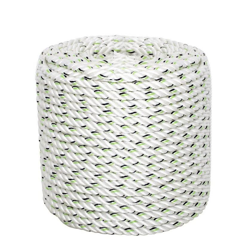 Corde toronnée diamètre 14 mm longueur 200 m
