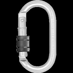 Steel Screw-locking Karabiner