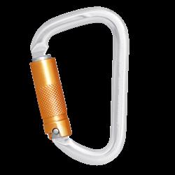 Aluminium Triple action locking Karabiner